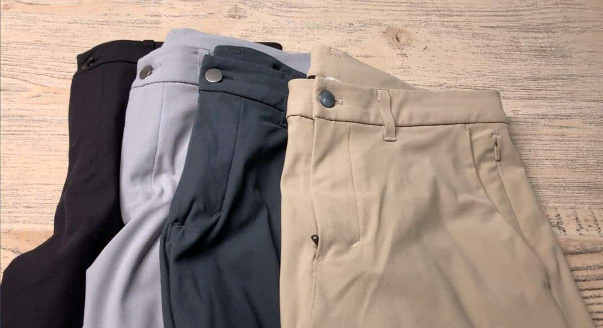 ABC Pant Review - God's gift to men? Or expensive marketing gimmick? 1