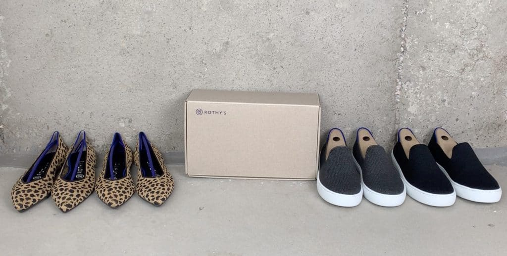 Rothy's Review: An honest review of the internet's hottest shoe brand 1