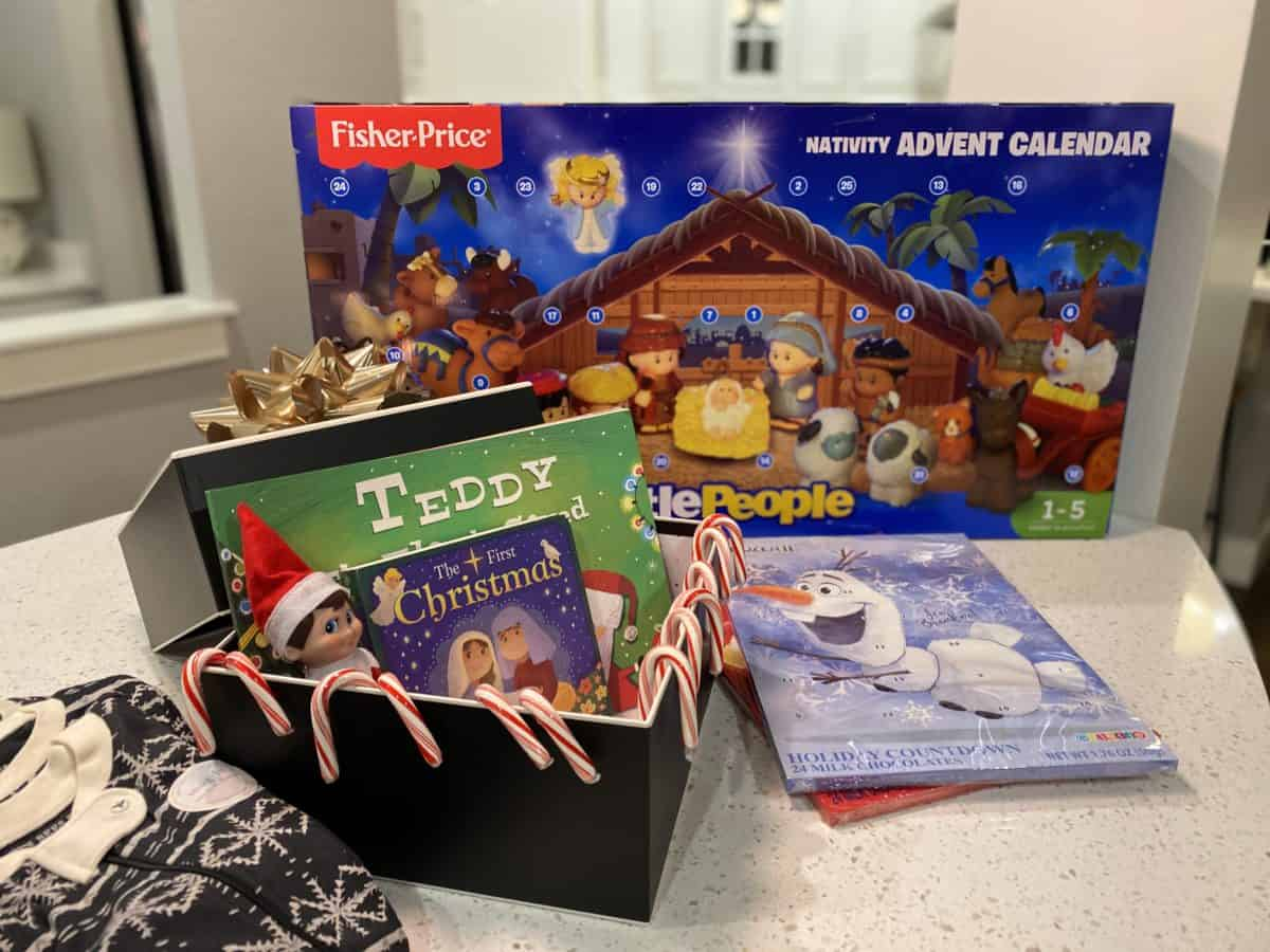 December 1st Box: What, why and ideas for your Dec 1 Box 1