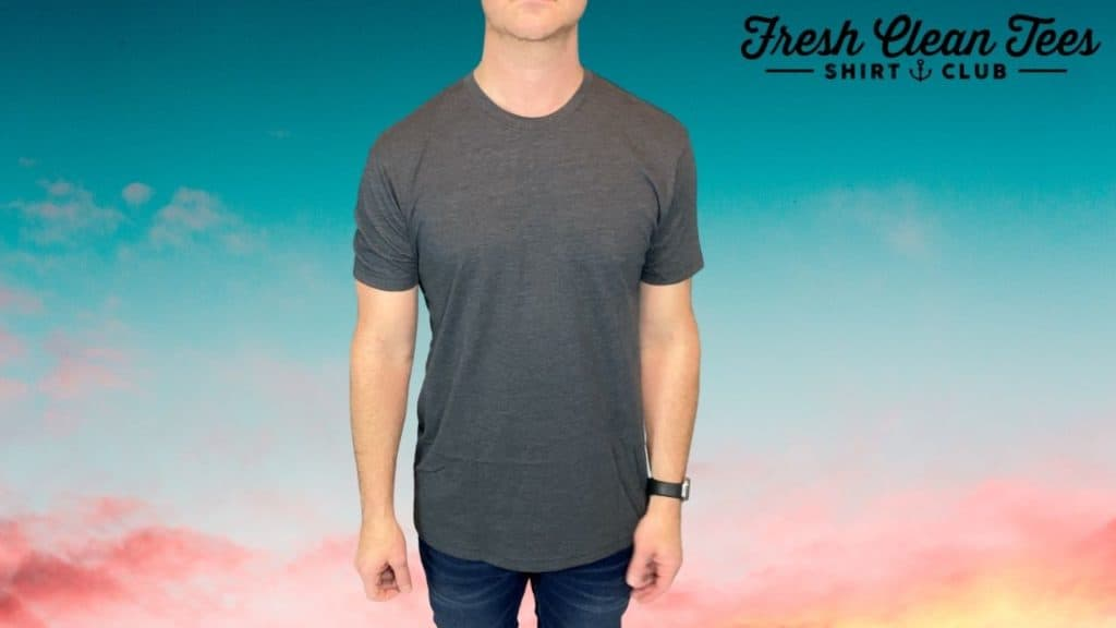 Fresh Clean Tees Review: Classic Crew