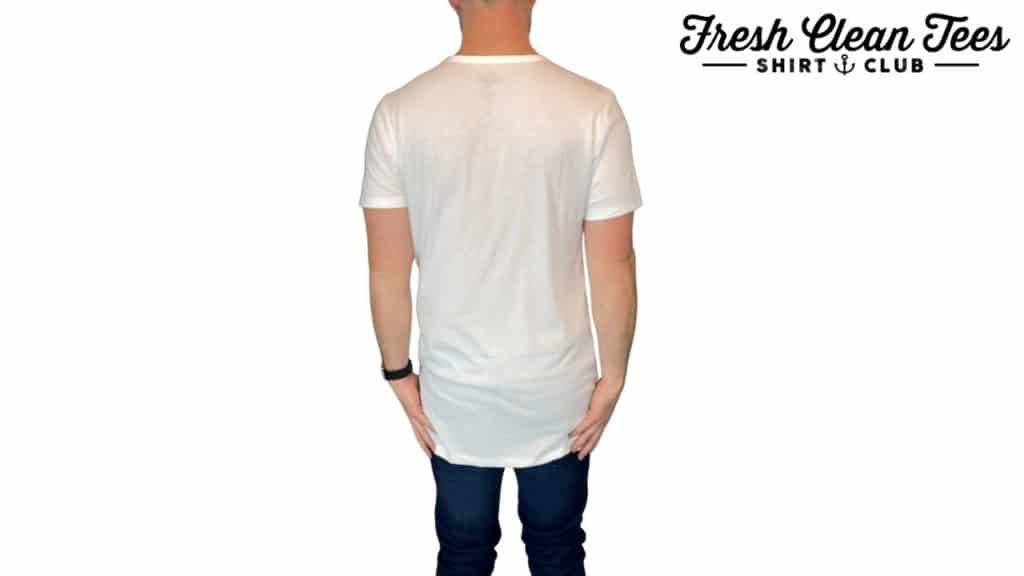 Fresh Clean Tees Review: Longline