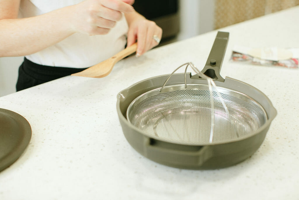 The Always Pan Review: An honest review from someone who hates to cook 5
