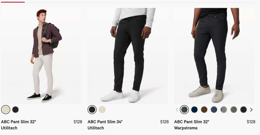 ABC Pant Review - God's gift to men? Or expensive marketing gimmick? 19