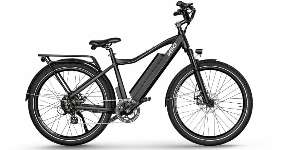 """KBO Breeze Review: The """"budget"""" eBike put to the test 17"""