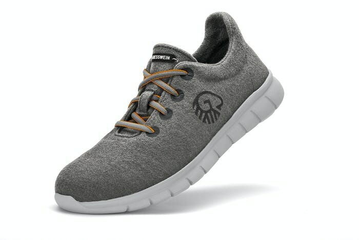 Giesswein wool knit shoe review - the answer to stinky, hot summer feet? 8