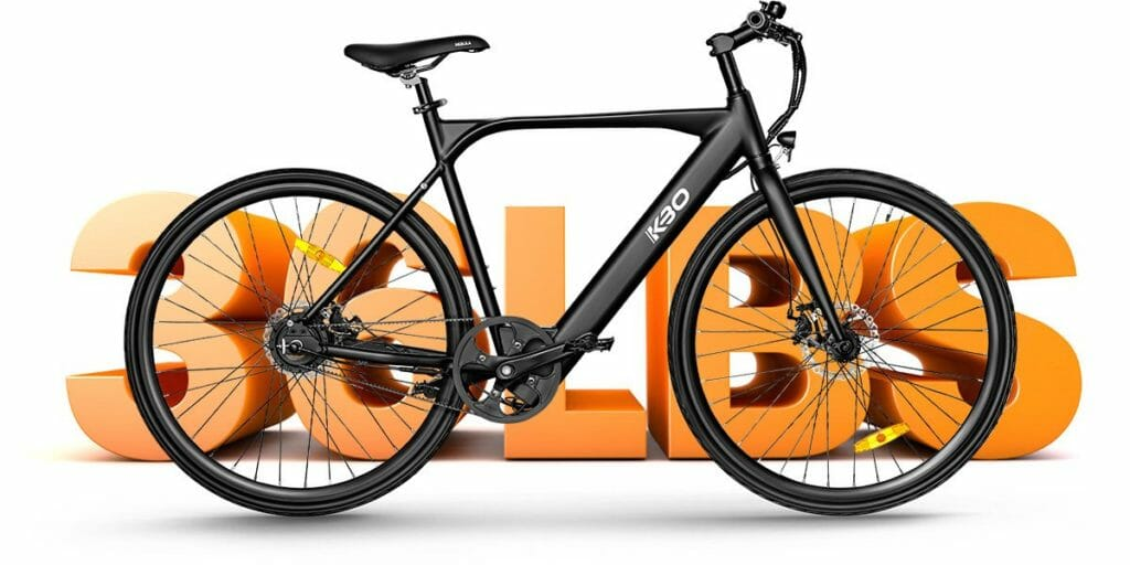 KBO Hurricane Review: Is the 36-pound electric bike any good? 9