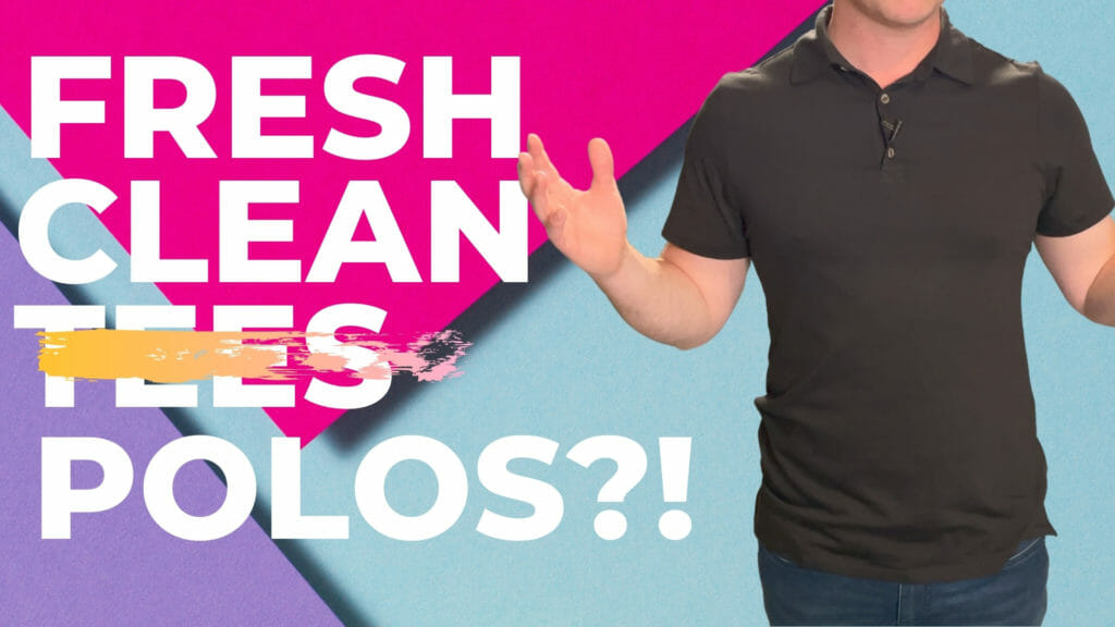 Fresh Clean Tees Polos Review: Made from Out-of-This-World StratuSoft 2