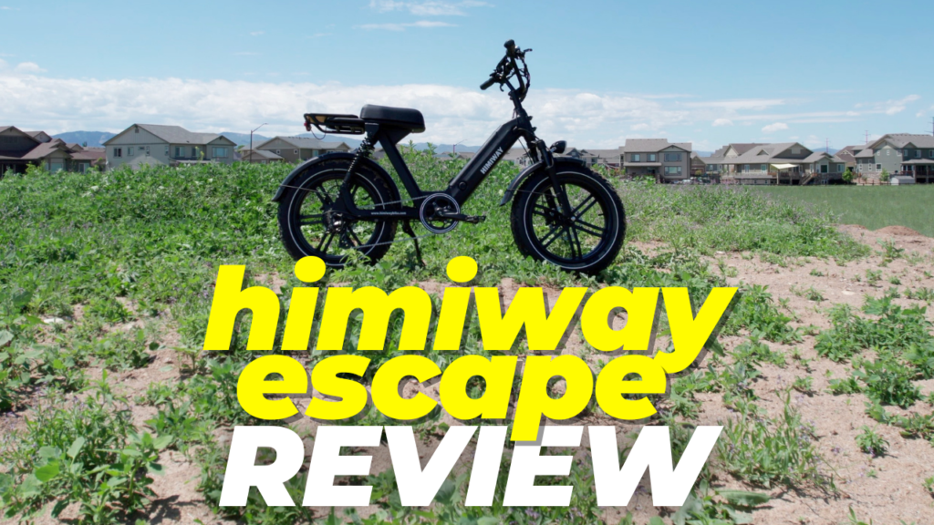 Himiway Escape Review: Our honest take on the himiway escape ebike