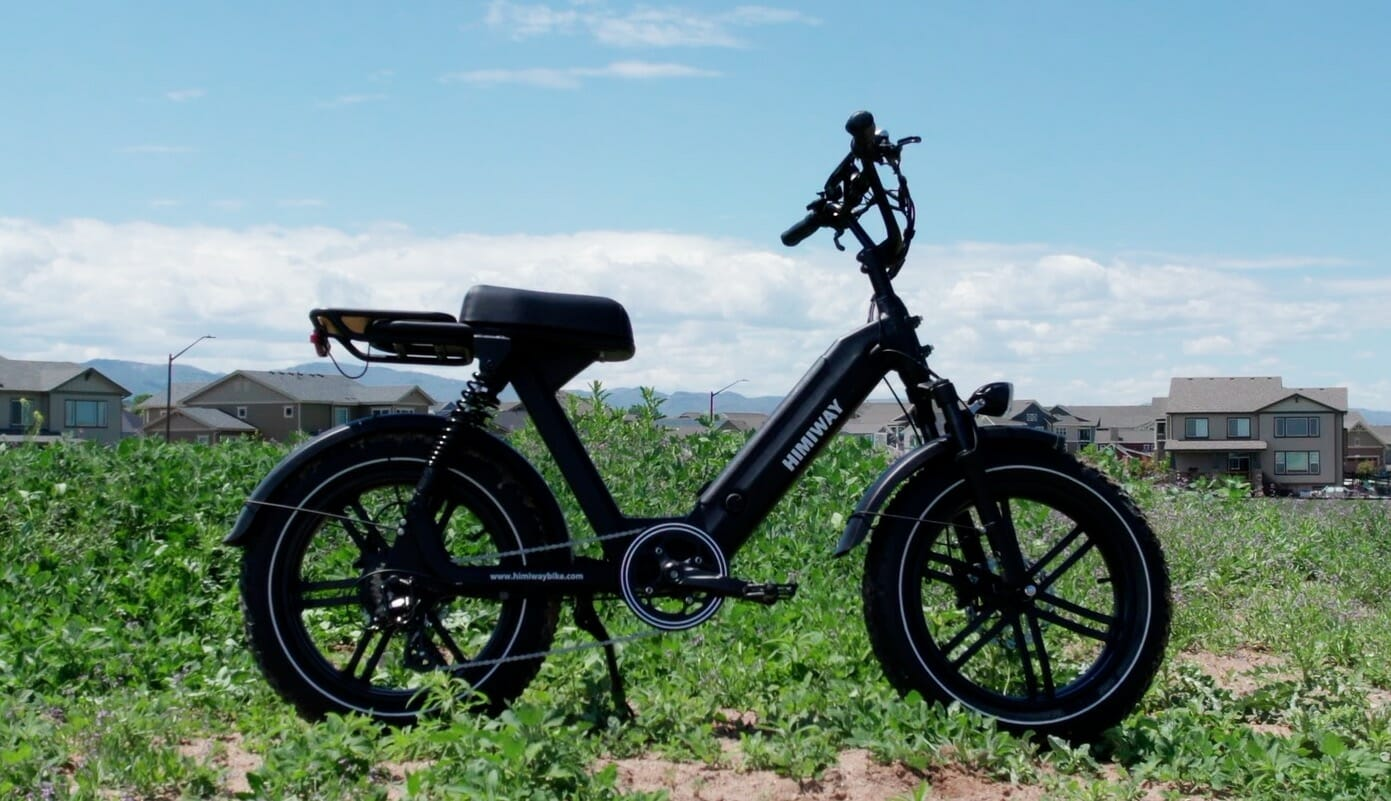 Himiway Escape Review: More moped... or more mountain bike? 2