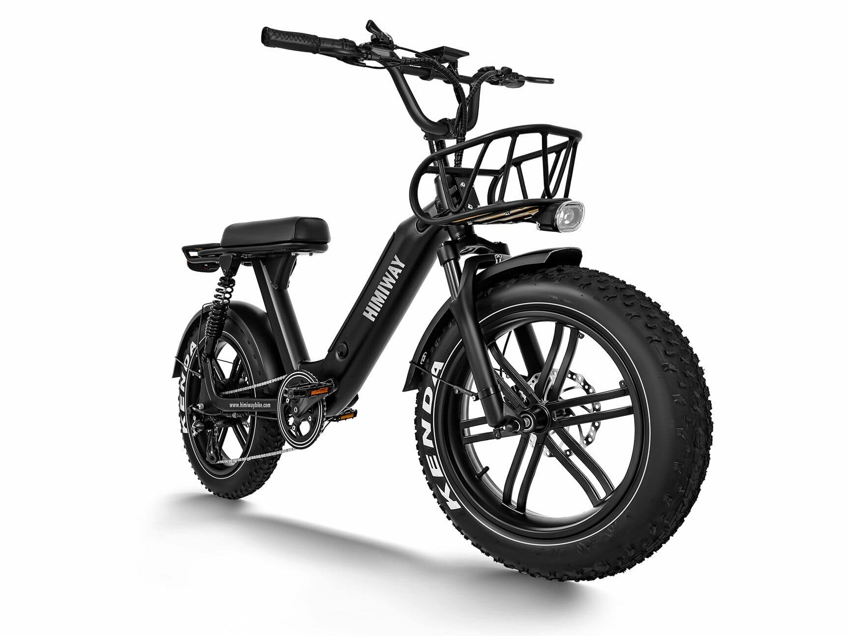Himiway Escape Review: More moped... or more mountain bike? 20