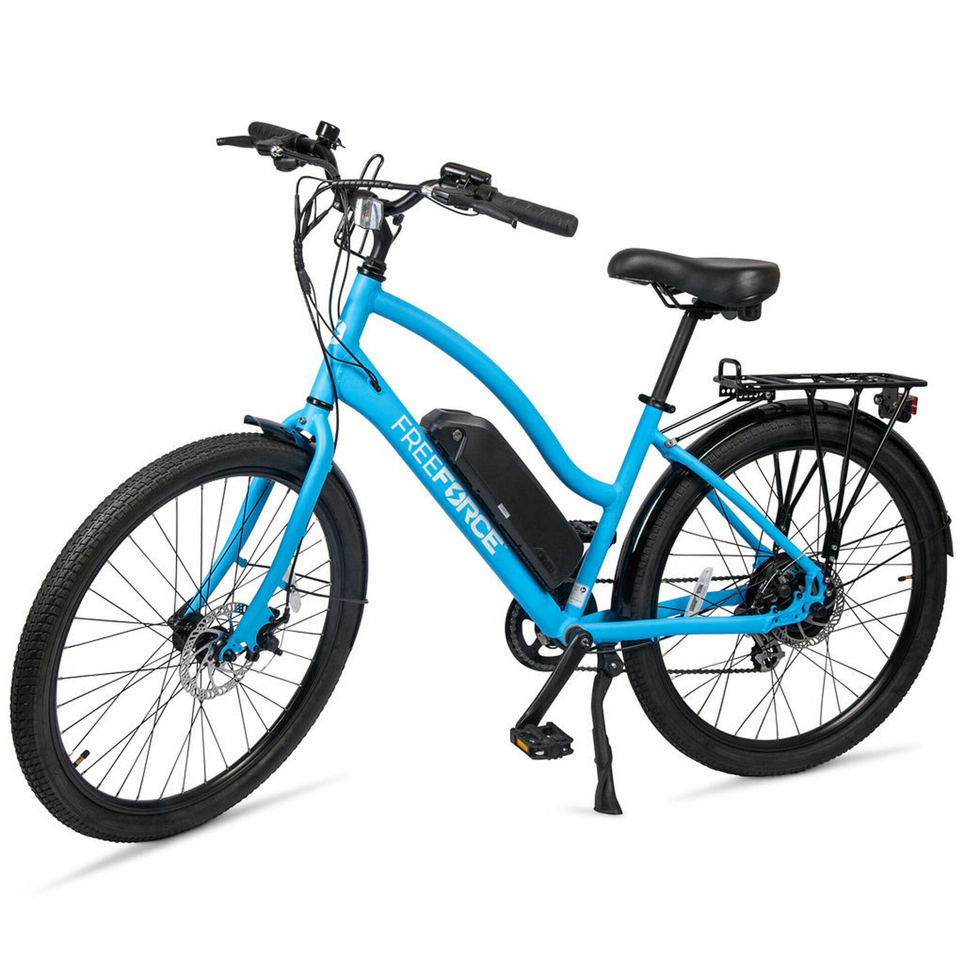 5 reasons why the FreeForce Beach Cruiser electric bike is awesome for women 3