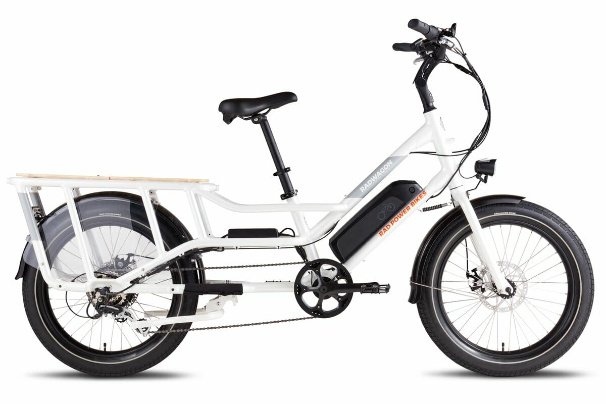RadWagon 4 Review: The Ultimate Minivan of Electric Bikes (in the best way possible) 2