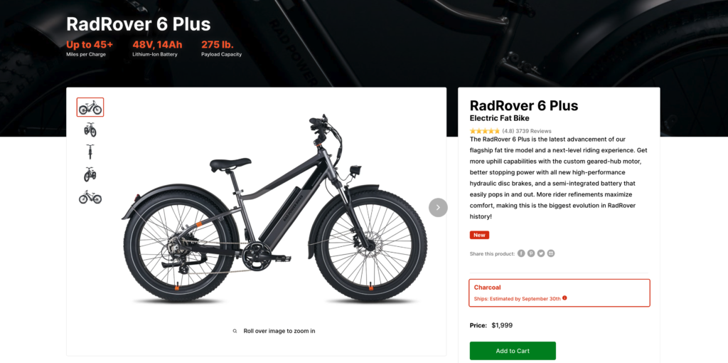 RadRover 6 Plus Electric Bike Preview: Can the best-selling eBike get even better? 21