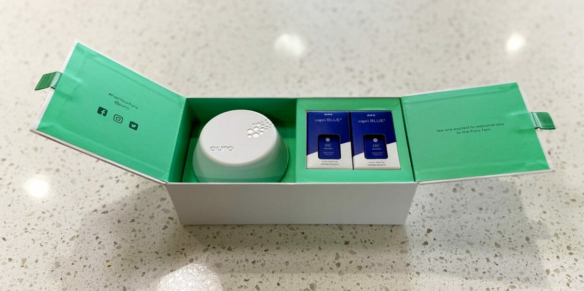 Pura Review: Can a smart diffuser really replace a candle? 1