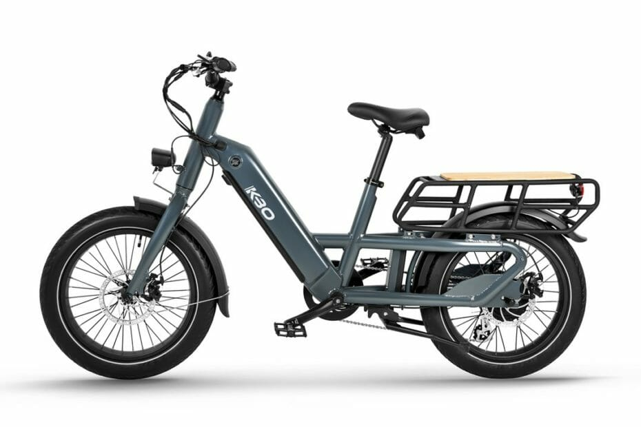 KBO Ranger Cargo eBike - Preview and save $$ 1